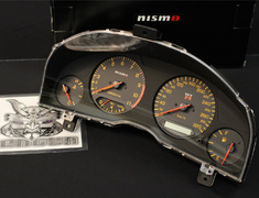 Skyline GT-R - BNR34 - Display: Black Face - 24810-RNR45