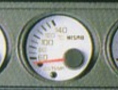 Nismo - Console Meter - Skyline R33 GTR