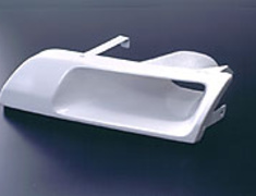 Tomei - Headlamp Air Intake - Nissan Skyline R34 GTR