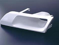 Tomei - Headlamp Air Intake - Nissan Skyline R33 GTR