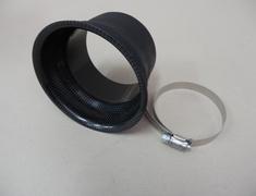 BSD100-FN002 Carbon Fibre - Circular