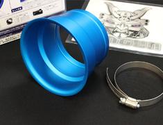 BSD100-FN001 - Blue - Circular Diameter 100mm