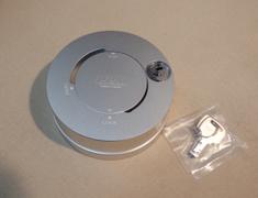 Universal - Rapfix Lock Cap Silver - RFLS