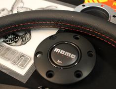 Tuner Momo Tuner 350mm Black