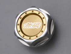- 15610-XG8-K2S0 - Honda - Civic Type-R EP3 - Civic EU1/2/3/4 Champagne Gold - Hexagon Oil Filler Cap