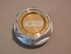 15610-XG8-K2S0-CG Champagne Gold - Hexagon Oil Filler Cap