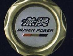 Mugen - Oil Filler Cap - Gold