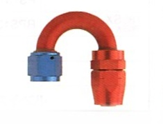 HKS - Reusable Aluminium Fitting - 180deg Elbow