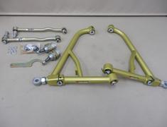IFAO15K01 Honda S2000 AP1 A2 Adjuster Rear Lower Arm + Rear Toe Adjuster Rods Set