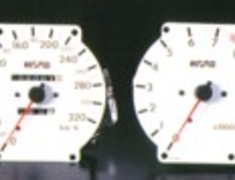 Nismo - Meter Set - R32 GTR