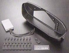 Sard - Carbon Meter panel Kit