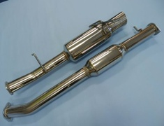 Skyline - R34 GTT - ER34 - Pieces: 2 - Pipe Size: 80mm - Tail Size: 114.3mm - MN3040