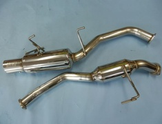 MT3080 ST205 - Toyota - Celica - ST205 - 3S-GTE - Pipe Size 70mm - Tail 114.3mm - 2 Pieces