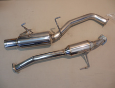 MT3070 ST185 Toyota - Celica - ST185(H) - Pipe Size 70mm - Tail 114.3m - 2 Pieces