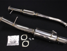 Skyline - R34 25GTT - ER34 - Pieces: 2 - Pipe Size: 80mm - Tail Size: 114.3mm - MN3090