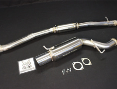 Lancer Evolution IV - CN9A - Pieces: 2 - Pipe Size: 80mm - Tail Size: 114.3mm - MM3010