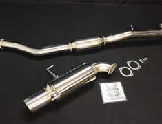 Skyline GT-R - BNR34 - Pieces: 2 - Pipe Size: 80mm - Tail Size: 114.3mm - MN3130