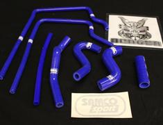 Samco - Heater Hoses - Subaru - WRX