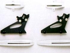 Nismo - Rear Wing Stay Set