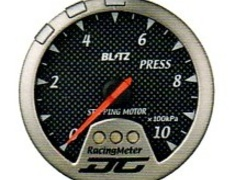Blitz - Racing Meter - DC II - Pressure - Carbon