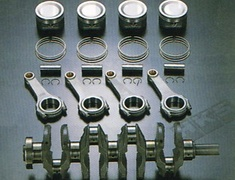 HKS - Stroker Kit - Toyota 3SGTE - 2.2L