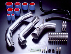 HKS - Intercooler Piping - Full