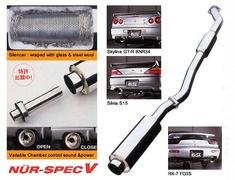 Blitz - NUR - Spec V - Exhaust System