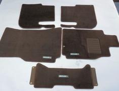 Stagea - M35 - Color: Black - Quantity: 5 Mat Set - 74902-RNV50