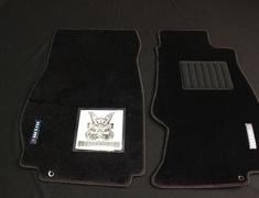 Fairlady Z - 350Z - Z33 - Color: Black - Quantity: 2 Mat Set - 74902-RNZ30