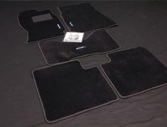 Skyline - R33 GTS-t - ECR33 - Color: Black - Quantity: 5 Mat Set - 74902-RNR35