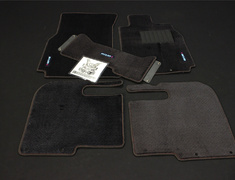 Skyline - V35 - Color: Black - Quantity: 5 Mat Set - 74902-RNV50