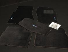 Skyline GT-R - BNR32 - Color: Black - Quantity: 5 Mat Set - 74902-RNR25