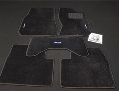 Skyline GT-R - BNR34 - Color: Black - Quantity: 5 Mat Set - 74902-RNR45