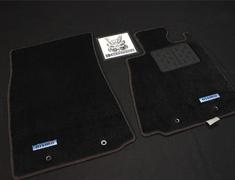 Fairlady Z - 370Z - Z34 - Color: Black - Quantity: 2 Mat Set - G4900-1EK10