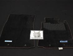 Fairlady Z - 370Z - Z34 - Color: Black - Quantity: 2 Mat Set - G4900-1EK11