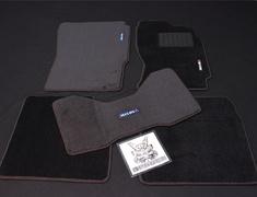 Skyline GT-R - BCNR33 - Color: Black - Quantity: 5 Mat Set - 74902-RNR35