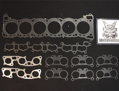 RB26DETT - Type: Gasket Combination Set - Thickness: 1.2mm - Bore: 87mm - 133013