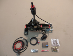 IFBJ02002 LHD Mitsubishi - Evo VII/VIII/IX - CT9A - 4G3S - 5 MT - Left Hand Drive with Indicator Sma