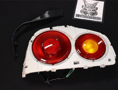 Skyline - R34 GTR - BNR34 - Rear Combination Lamp Assembly - LH - Category: Exterior - 26559-AA125