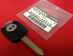 Skyline - R34 GTR - BNR34 - Blank Key for BNR34 - Category: Exterior - H0564-AA410