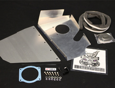 APEXi - Aluminum Induction Box