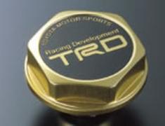 TRD - Oil Filler Cap - Gold