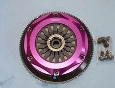 Skyline - R33 GTR - BCNR33 - Nissan BCNR33 RB26DETT Twin Plate Clutch (Flywheel Included)  Pull - NM042SD