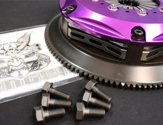 Skyline - R32 GTR - BNR32 - Nissan BNR32 RB26DETT Early 8/89- 2/93 Twin Plate Clutch (Flywheel Included) Push - NM032SD