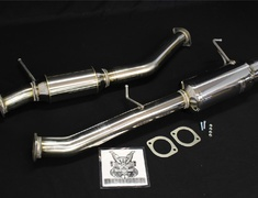 180SX - RS13 - 68110 - Nissan - Silvia/180SX - RS13/RPS13 - SR20DET - 2 Piece 80mm Pipe - 114.3mm Tail