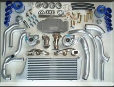 Power Enterprise - 350Z Twin Turbo Kit