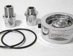 Greddy - Oil Filter - Adapter Plate