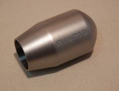 32865-RN013 GT500 Shift Knob 5MT/6MT 10mm (Titanium)