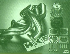 HKS - Manifold & Wastegate Set Up Kit