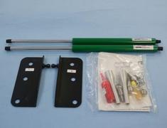 BHD01-M56 Mazda - RX8 - SE3P - 3mm gap between hood and fender